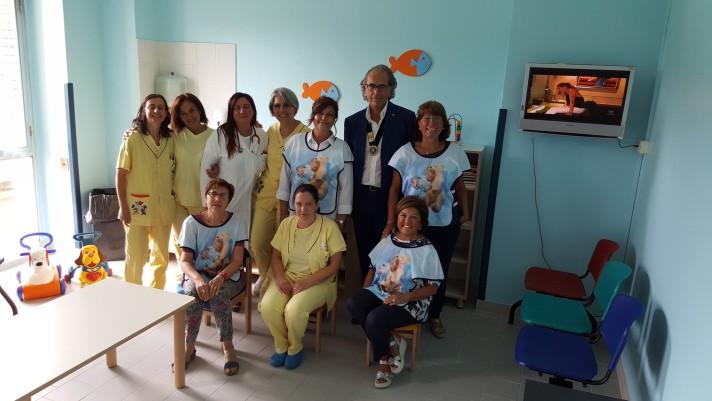 Inaugurazione Pronto Soccorso Pediatrico ( Riqualificazione )
